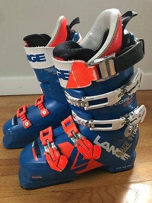 Lange Ski Boots, World Cup Race, Size 24.5