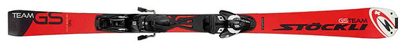 16/17 Stockli GS Team Ski w/ L7 Binding 140