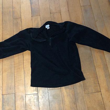 Duofold Black Fleece, kids medium