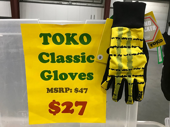TOKO Classic Cross Country Glove -size 7