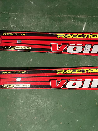 Volkl Race Tiger GS Racing - 135cm with Marker bindings