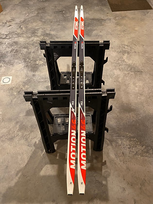 NEW Atomic Motion 46 Grip 193cm Classic Skis