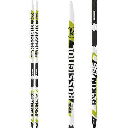 Rossignol ESCAPE SKIN Ski w/Control Binding 186