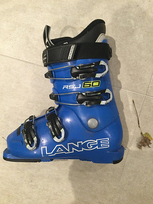 Youth Lange RSJ 60 - Junior race boot - Size 21.5