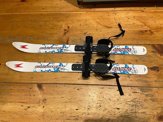 Kids Madshus SnowPup Cross Country skis 85cm