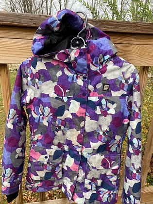 girls Orage ski/board jacket size 12