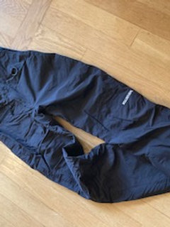 Snow pants, Women's size XS, black, overall