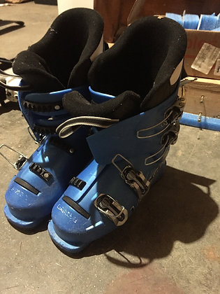 Lange kid Alpine boots - 22.5