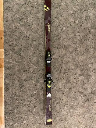 170cm Fischer RC4 GS Race skis