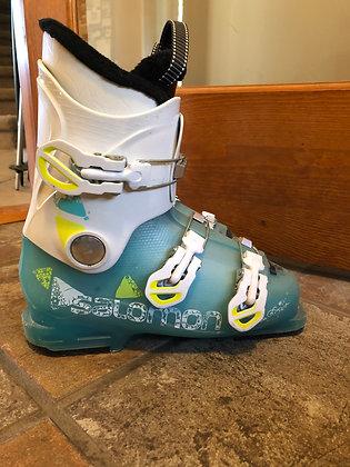 Salomon Jr Ski boot size 7.5