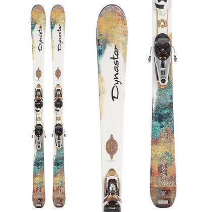 Dyna Women's Legend, 156 - Junk Ski(s) for Jack Jumper (or what have you)
