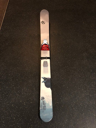 OAC KAR 147 SkinBased BC Skis (Bindings not included)