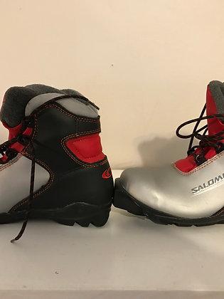 Salomon Kid's Nordic Ski Boots, SNS