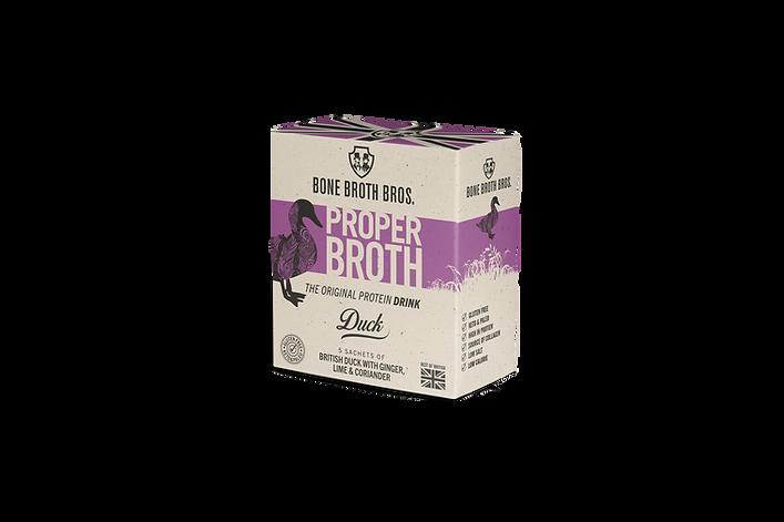 Duck Broth