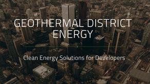 Subterra Renewables and Forum Equity Partners Announce  C$250 Million District Energy Partnership