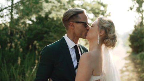 Nicola & Larsen Wedding Highlights