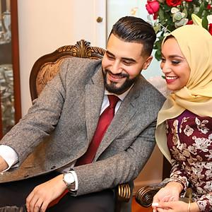 Rahmah & Bassem's Engagement