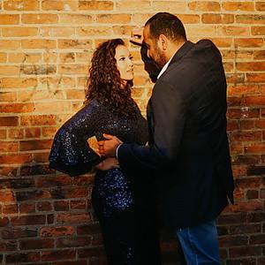 Aiyah & Sharif's Engagement Session
