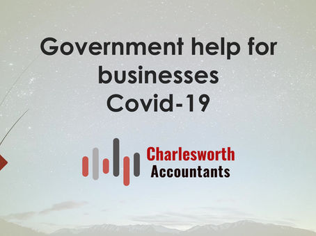 Government help for businesses - Covid-19