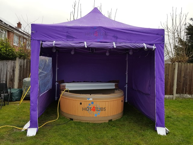 rent a hot tub pontefract