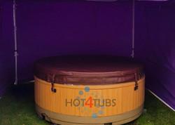 hot tub rental west yorkshire
