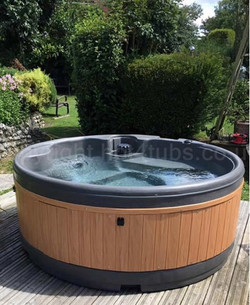hot tub hire near Pontefract