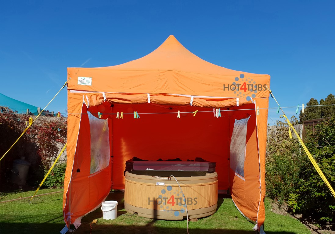 hire a hot tub doncaster