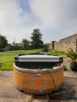 hot tub rental