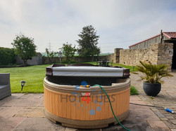 hot tub hire wakefield