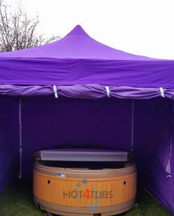 hot tub rental sheffield