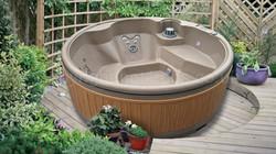 Hot tub gazebo hire
