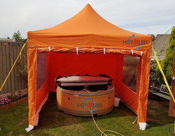 Barnsley hot tub hire