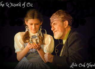 Live Oak Theatre Offers Program:  Introduction to Acting