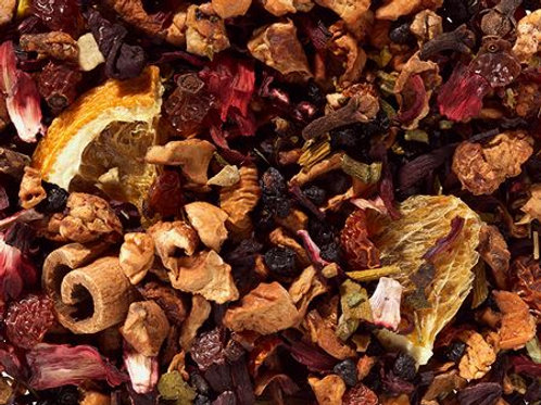 Mulled Wine Fruit Tea