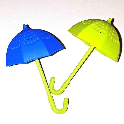 Umbrella Silicone Strainer