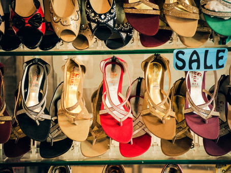 Shoe Thrifting: 6 Tips for Healthy Feet