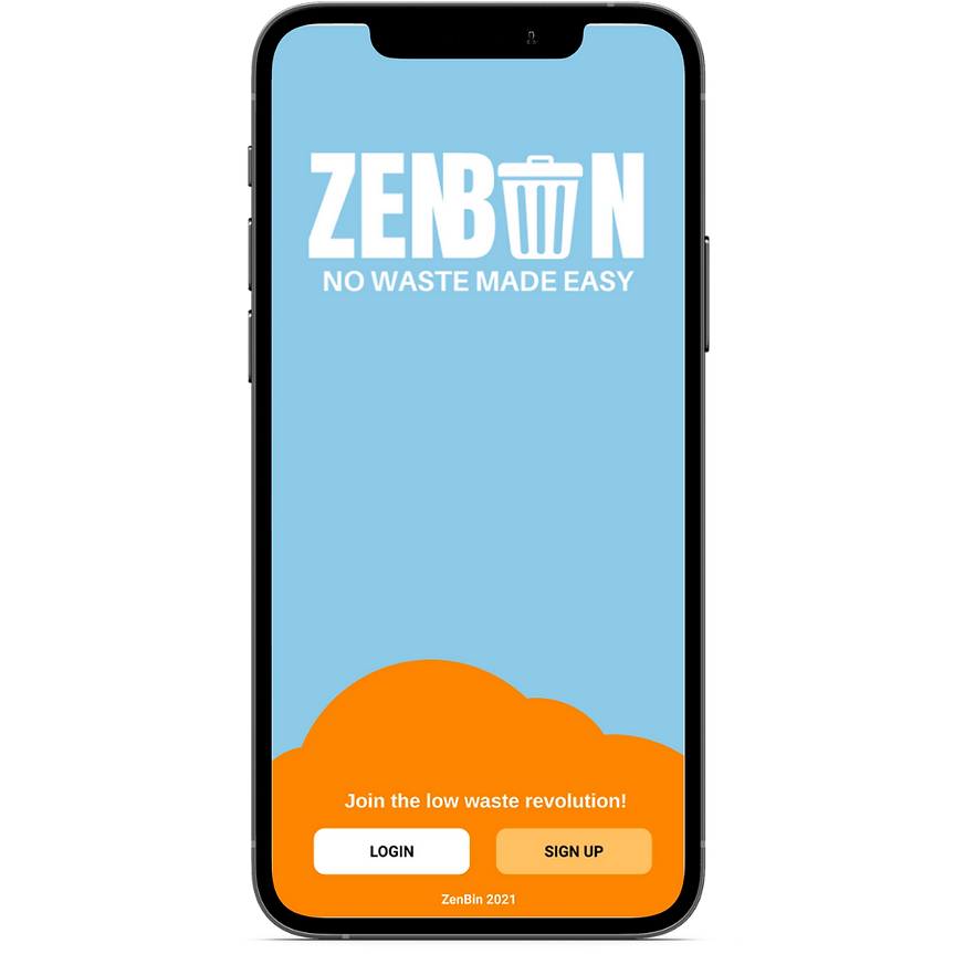 Realistic Mobile UI Mockup with Aesthetic Gradient Blur Background (4).png