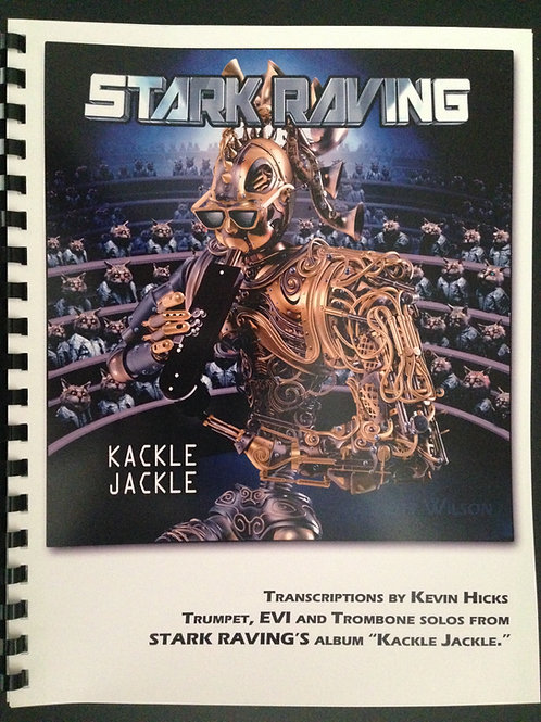 Kackle Jackle Transcription Book PDF