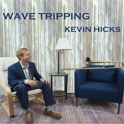 Wave Tripping Album (Physical CD)
