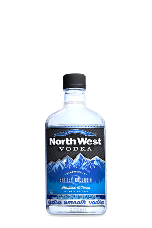 Northwest Extra Smooth Vodka 375mL PET
