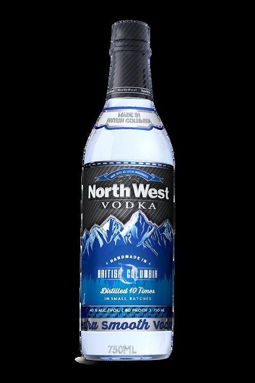 Northwest Extra Smooth Vodka 750mL Glass