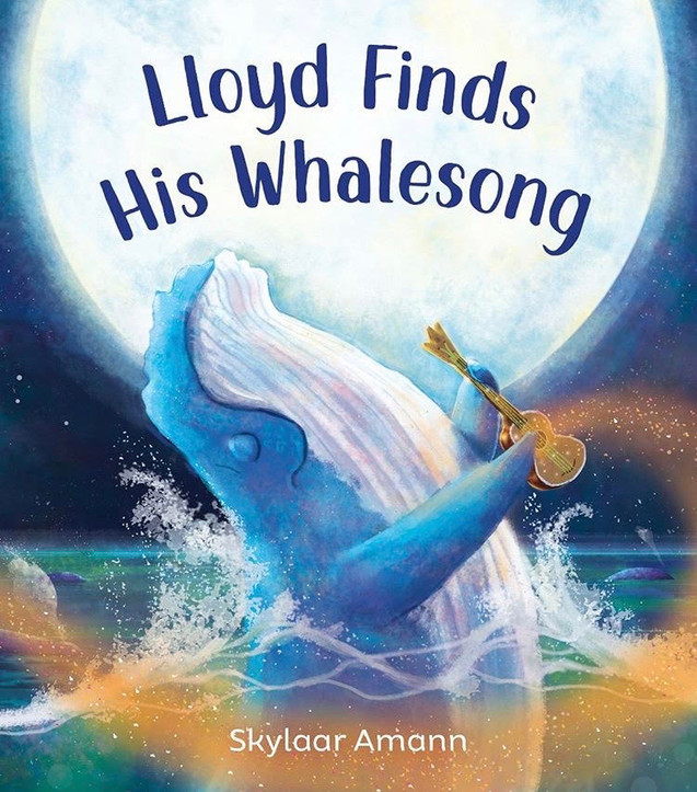 Lloyd Finds His Whalesong cover