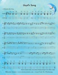 Lloyd's Song