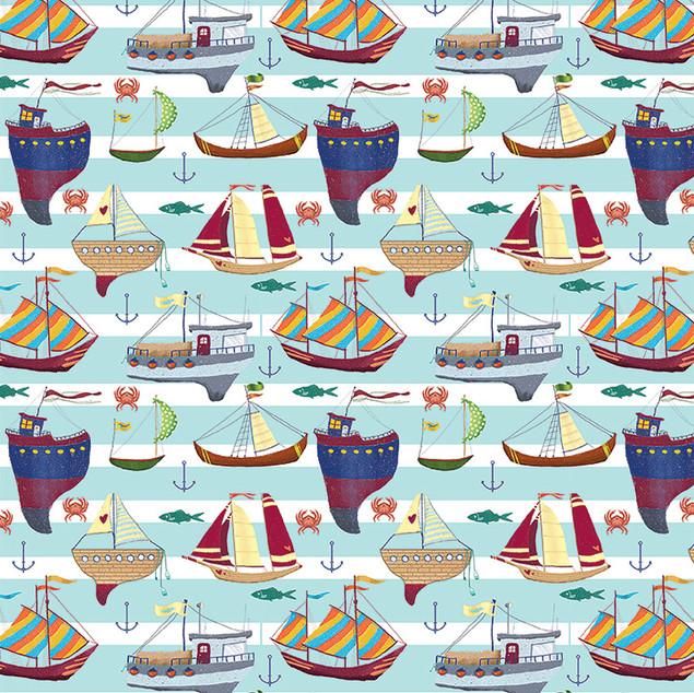Ships / Stripes