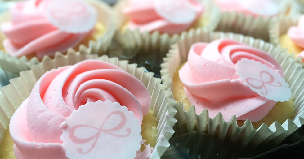 Hunkemöller Cupcakes by WOLKES CUPCAKES