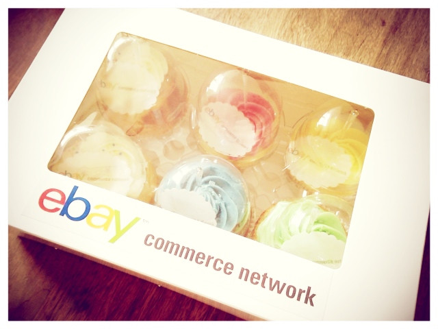 Ebay Cupcakes by WOLKES CUPCAKES