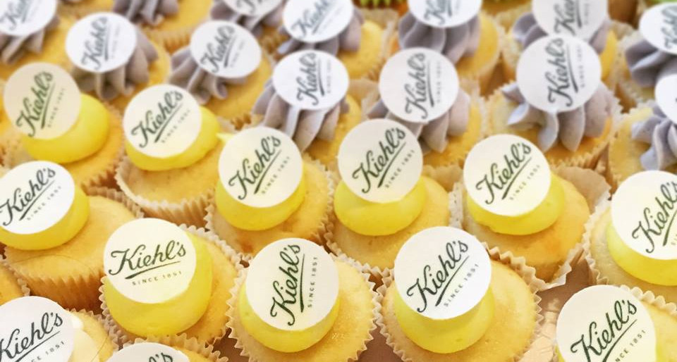 Mini Cupcakes Kiehls by WOLKES CUPCAKES