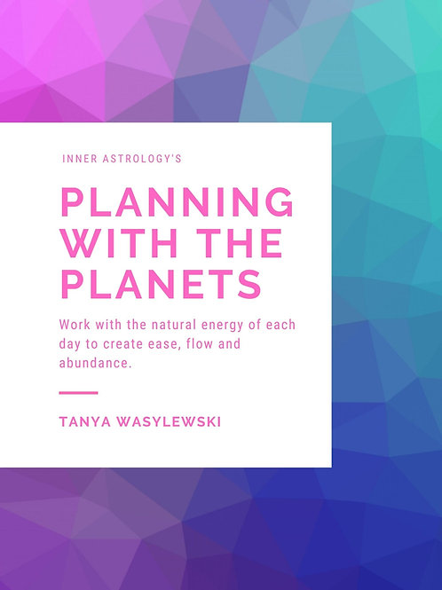 Planning with the Planets