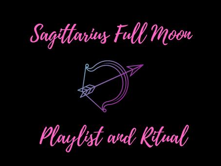 A Playlist for the Full Moon in Sagittarius