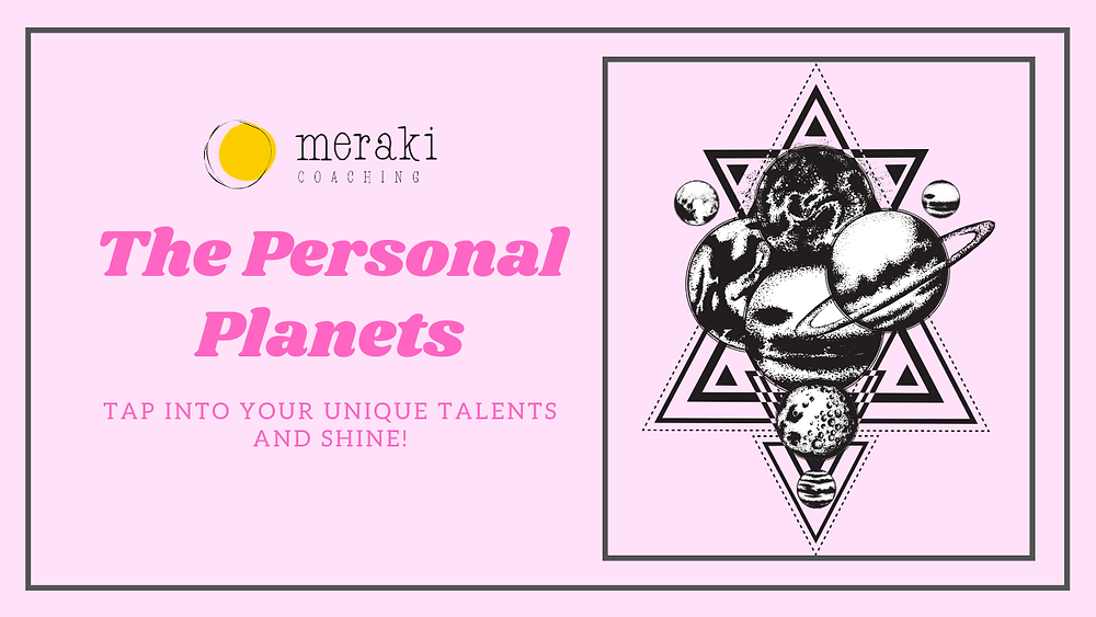 The Personal Planets free mini-course